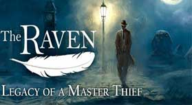 THE RAVEN کلاغ غارتگر