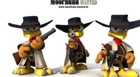 دانلود بازی جوجه دیوانه Moorhuhn Wanted